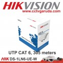 Network Cable Hikvision DS-1LN6-UE-W