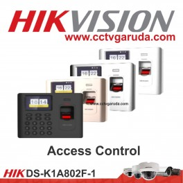 Access Control Hikvision DS-K1T804EF-1