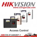 Access Control Hikvision DS-K1A802F-1
