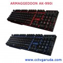 Keyboard Game Armaggeddon AK-990i