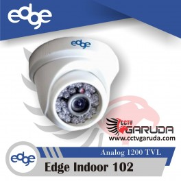 CCTV Edge Indoor Analog 1200 TVL