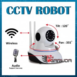 IP CAMERA WIRELESS
