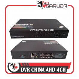 DVR CHINA AHD 4CH ( Analog High Definition )