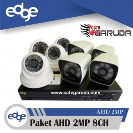Paket Edge Full HD 2MP 4CH