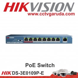 PoE Switch Hikvision DS-3E0105P-E