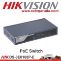 PoE Switch Hikvision DS-3E0108P-E