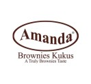 Amanda Brownies Kukus