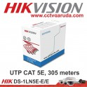 Network Cable Hikvision DS-1LN5E-E/E