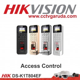 Access Control Hikvision DS-K1T804MF