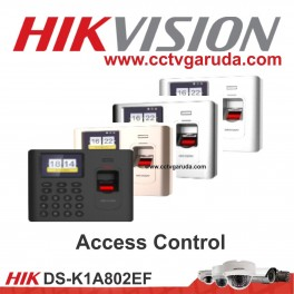 Access Control Hikvision DS-K1A802MF