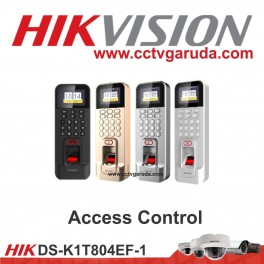 Access Control Hikvision DS-K1T804F-1