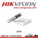 NVR HIKVISION DS-7104NI-SN