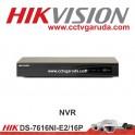 NVR HIKVISION DS-7616NI-E2/8P
