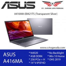 Asus A41MA-EB421TS (Transparent Silver)