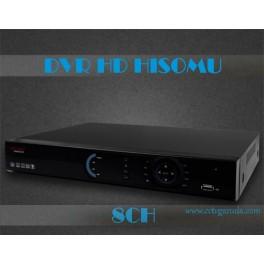 DVR HD 8CH
