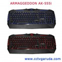 Keyboard Game Armaggeddon AK-555i