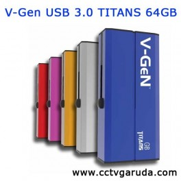 V-Gen USB 3.0 TITANS 64GB