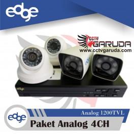 PAKET CCTV ANALOG 4CH