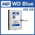 Harddisk WD Blue 500GB