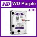 Harddisk WD Purple 4TB