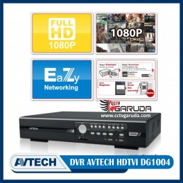 DVR AVTECH HDTVI DG1004