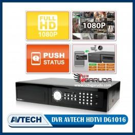DVR AVTECH HDTVI 16CH DG1016
