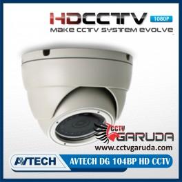 AVTECH HDTVI DG 104BP HD CCTV