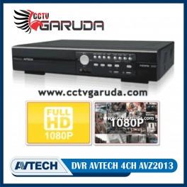 DVR AVTECH 4CH AVZ203