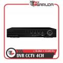 DVR 4 CH H.264 HDMI