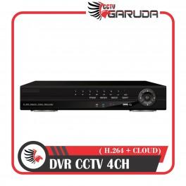 DVR CCTV 4CH ( H.264 ) CLOUD