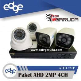 Paket Edge AHD 2MP 4CH