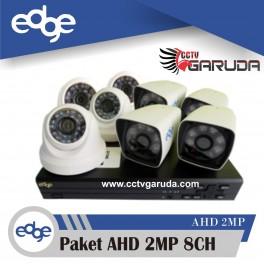Paket Edge Full HD 2MP 4CH