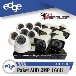 Paket Edge Full HD 2MP 16CH