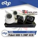 Paket Edge HD 1.3MP 4CH (UNIT)