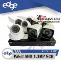 Paket Edge HD 1.3MP 8CH (UNIT)