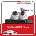 PAKET CCTV SEMARANG HIKVISION 2 KAMERA