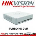 DVR CCTV SEMARANG HIKVISION DS-7116HGHI-F1/N