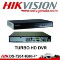 DVR CCTV SEMARANG HIKVISION DS-7204HGHI-F1