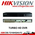 HIKVISION DS-7208HGHI-F2