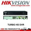 DVR CCTV SEMARANG HIKVISION DS-7204HUHI-F1/N