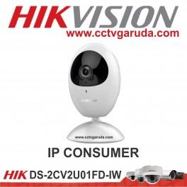IP Consumer Hikvision DS-2CV2Q01FD-IW/16GB-T