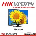 Monitor Hikvision DS-D5032FC