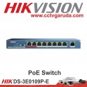 PoE Switch Hikvision DS-3E0109P-E