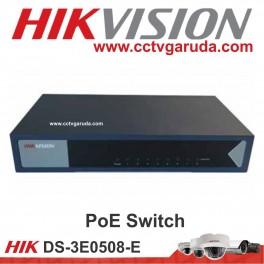 PoE Switch Hikvision DS-3E0109P-E/M