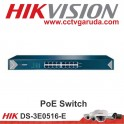 PoE Switch Hikvision DS-3E0508-E