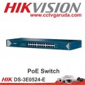 PoE Switch Hikvision DS-3E0516-E